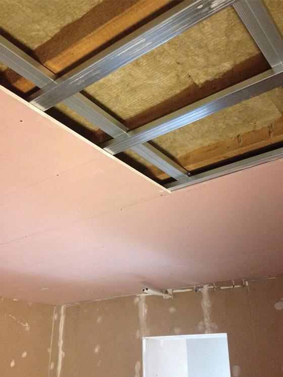 Afbeelding 2 van Brandwerend plafond