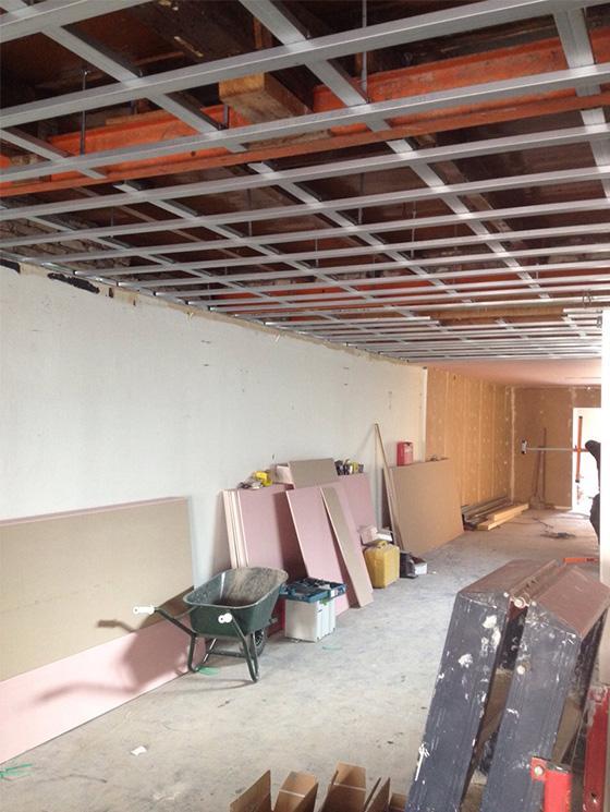 Afbeelding 3 van Brandwerend plafond