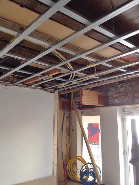Afbeelding 1 van Brandwerend plafond